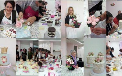 Sugar Flower Class With Nicky Lamprinou
