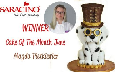 CAKE OF THE MONTH JUNE 2018