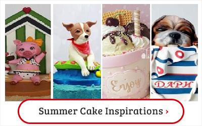 SUMMER CAKE GALLERY