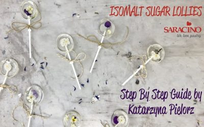 ISOMALT SUGAR LOLLIES
