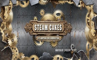 STEAM CAKES – STEAMPUNK COLLABORATION