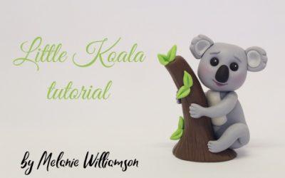 CREATE THIS LITTLE KOALA