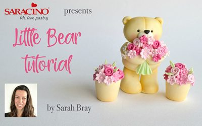 LITTLE LOVE BEAR TUTORIAL