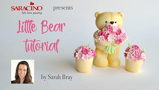 LITTLE LOVE BEAR TUTORIAL