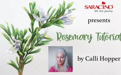 CREATE ROSEMARY FLOWER