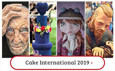 CAKE INTERNATIONAL SHOW 2019