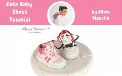CUTE BABY SHOES TUTORIAL