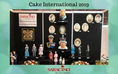 Cake International Show 2019 Saracino