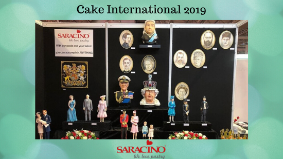 Cake International Show 2019 Saracino