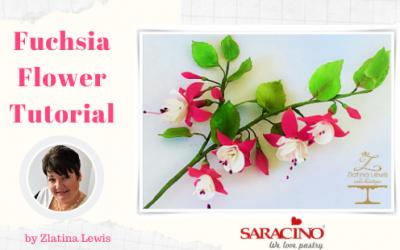 Fuchsia Flower Tutorial