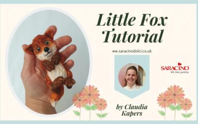 LITTLE FOX TUTORIAL