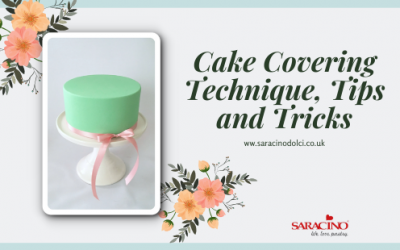 COVERING A CAKE TUTORIAL