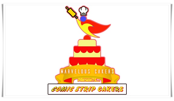 ComicStrip Cakers Collaboration