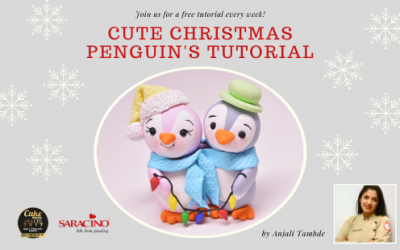 Cute Christmas Penguin's