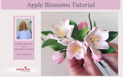 APPLE BLOSSOMS TUTORIAL