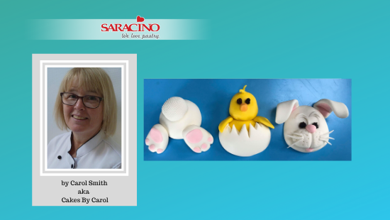Easter Cupcake Toppers Live Demonstration