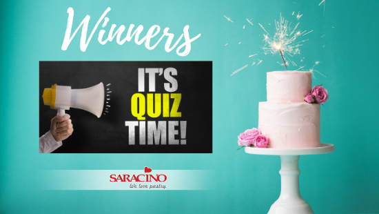 Quiz winners – Favourite cake