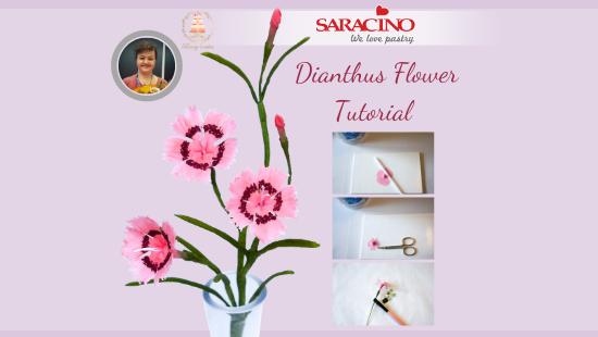 DIANTHUS FLOWER TUTORIAL