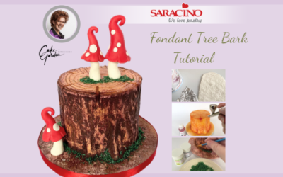FONDANT TREE BARK TEXTURE