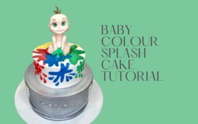 BABY COLOURS SPLASH TUTORIAL