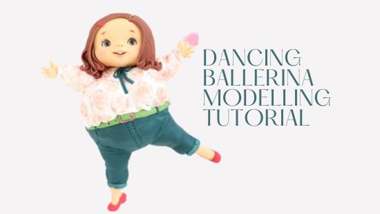 DANCING BALLERINA MODELLING TUTORIAL